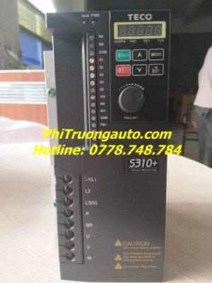 sửa chữa biến tần Teco S310 5.5kw