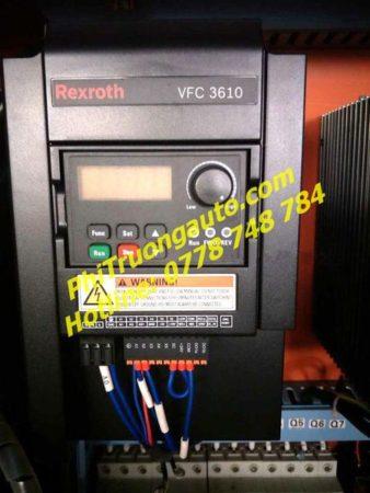 chuyen sua chua bien tan Rexroth Bosch VFC 5610