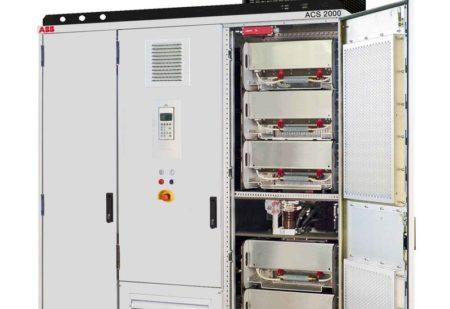 Biến tần ABB ACS 2000